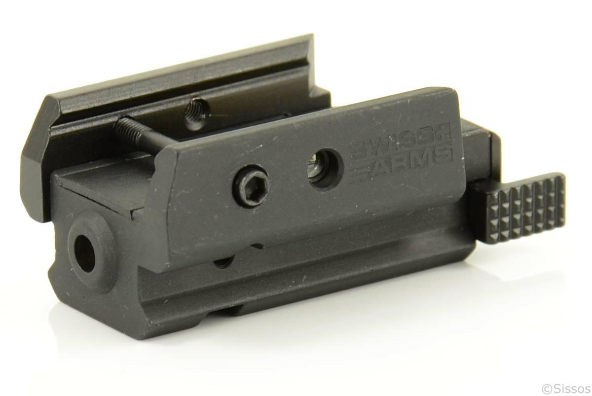 Lasertähtäin Swiss Arms Micro