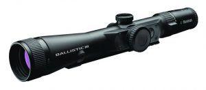 Burris Ballistic Laserscope III 3-12x44 etäisyysmittari kiikaritähtäin