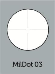 Meopta Ristikko Mildot 03