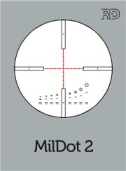 Meopta Ristikko MilDot 2