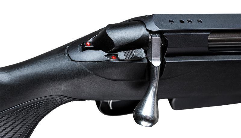 Tikka t3x - Metallinen lukon peräholkki