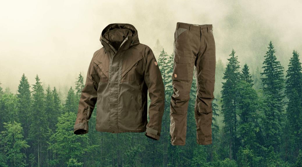 Metsästyspuvut ja valinnan vaikeus
