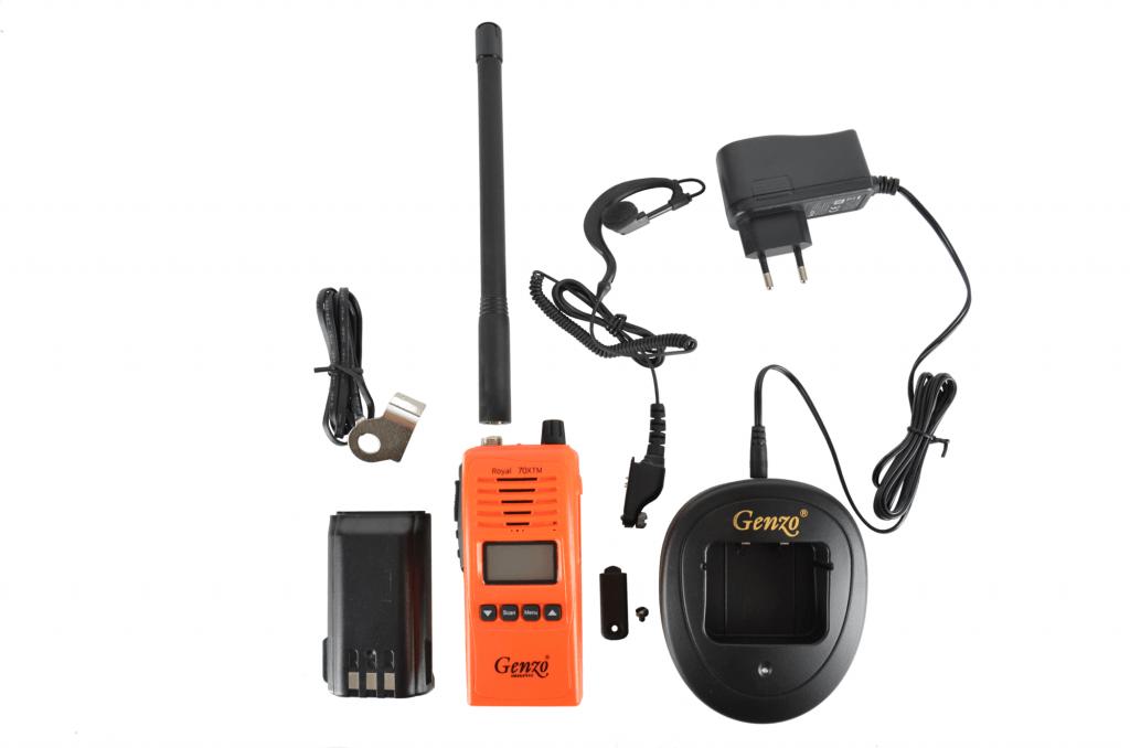 Genzo VHF-puhelimet metsästykseen