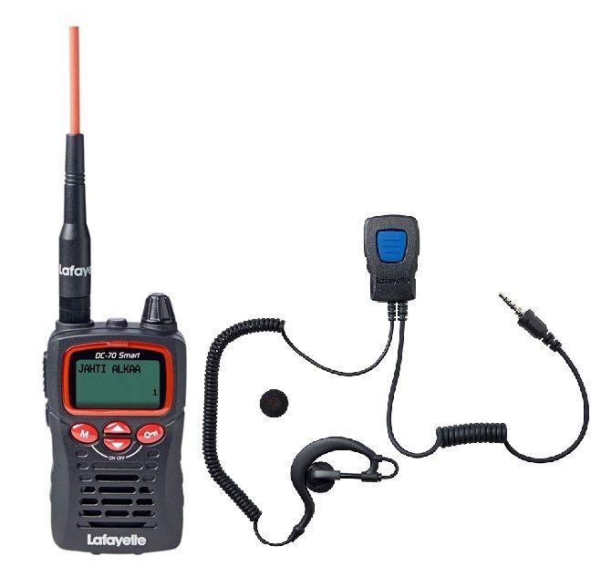 Lafayette VHF-puhelimet metsästykseen