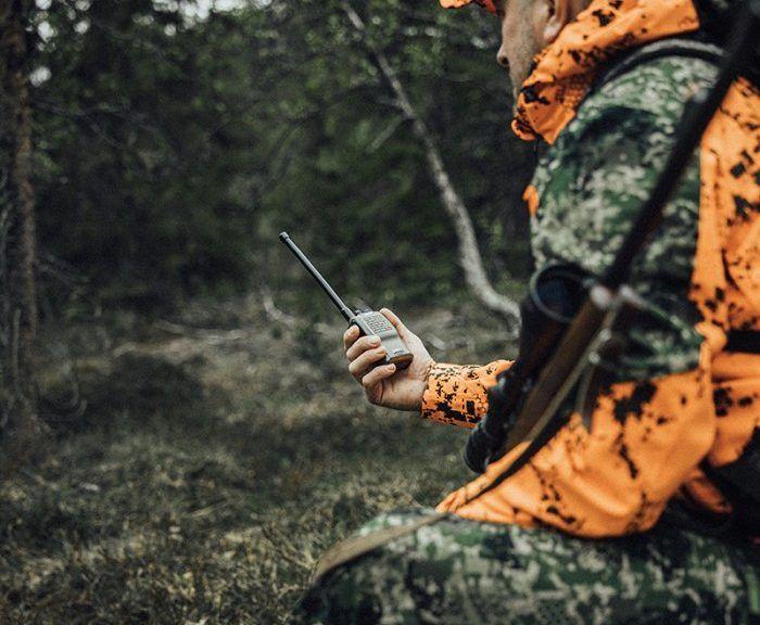 VHF-puhelimet metsästykseen